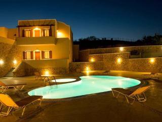 Moon Light Apartments - 2, Fira