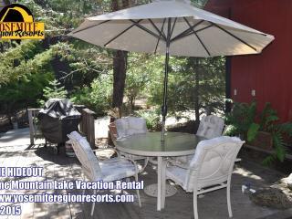 WIFI Slps6 PetOK 1mi >Marina Beach 25mi >Yosemite, Groveland