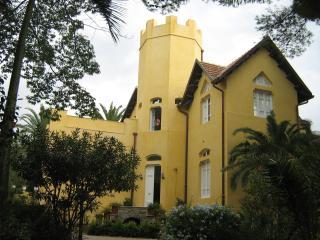 Villa I merli, Capo d'Orlando