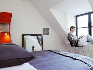 Yawn Karlsson room, Bruselas