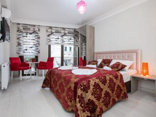Room with Balcony in Galata/Beyoglu