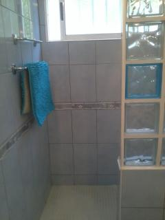 Quality Fully tiled Newly fitted Large Wet room
