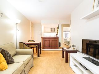 Simple & Bright 1 Bedroom Apartment in Itaim Bibi, Sao Paulo