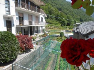 Eco House A Sulì, casa vacanze relax in montagna, Villadossola