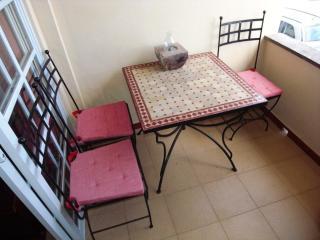 Terrace-balcony