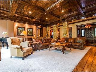 Beautiful Mountain Views - Luxury Furnishings & Upscale Finishes (25218), Park City