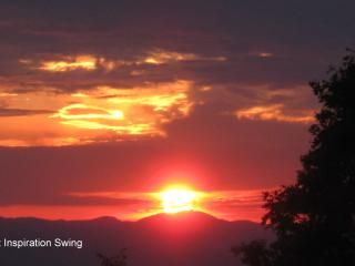 Sunset Sweet - Breakfast served, near Asheville, Weaverville and Blue Ridge Pky