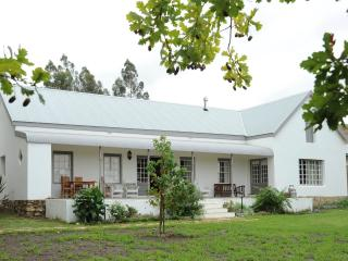Hemelsbreed farm accommodation, Greyton