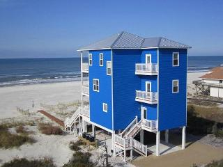 Beachfront Home, Sunrise & Sunset Views, North Cape**05/21/16 $5080/wk, Cape San Blas