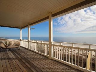 Beachfront 5 Bed/4.5 Bath Home with Spa,Views Inside & Out**05/21/16 $4680/wk, Port Saint Joe