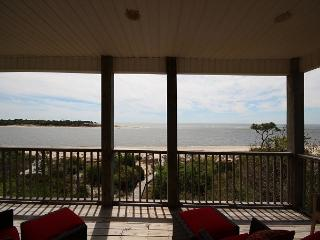 Oceanfront Home, Private Setting**05/21/16 $2300/wk, Port Saint Joe