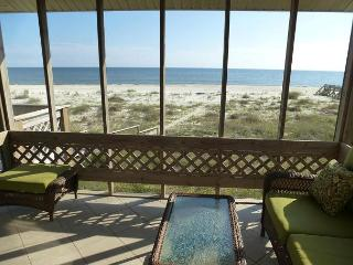 Oceanfront 3 Bed/2 Bath Home, Beach/Gulf Views, One Level*05/21/16 $1950/wk, Port Saint Joe