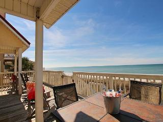 Ocean Front N Cape 4 Bed/3 Bath Home, Sunrise/Sunset Views*05/21/16 $2400/wk, Cape San Blas