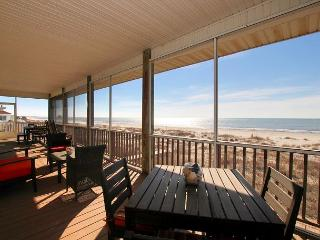 Beachfront Home, All On One Floor, Screened Porch***05/21/16 $3080/wk, Port Saint Joe