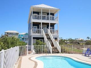N Cape Beachfront  4 Bed/4 Bath Home, Pool, Sunsets**05/21/16 $4040/wk, Cape San Blas