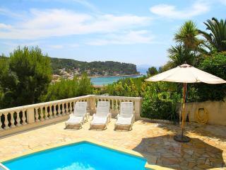 duplex dans villa avec piscine à 5 minutes plage, Carry-le-Rouet