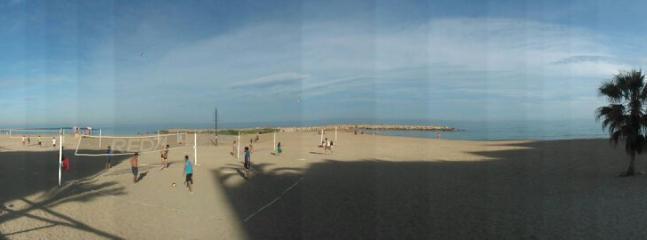 playa vinaroz pueblo