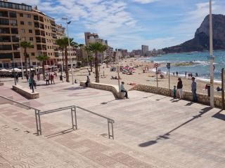 Calpe Holidays apartment, near the beach 50mts