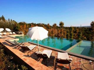 8 bedroom Villa in Montaione, San Gimignano, Volterra and surroundings