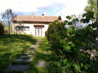 appartamento terra-tetto in fienile ristrutturato, Scarperia e San Piero