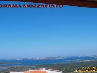 PANORAMA MOZZAFIATO - S. PASQUALE - SARDEGNA, San Pasquale