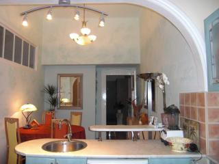 own apartment, Budapest