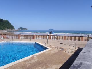 Beach House with Pool&Garden Air bnb!!, Zarautz