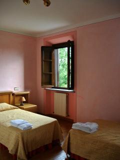 1st Floor Twin Room