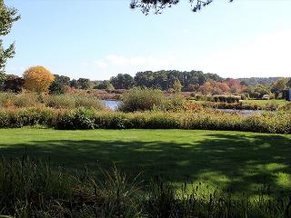 WONDERFUL VIEWS OF SENGEKONTACKET POND FROM THIS LOVELY VINEYARD HOME, Oak Bluffs