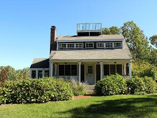 BEAUTIFUL POST & BEAM HOME SET ON 7 ACRES, West Tisbury