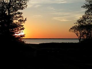 Watch morning sun rises over spectacular Nantucket Sound!