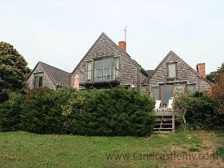 Enjoy beautiful views of Vineyard Sound!, Menemsha