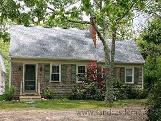 ADORABLE CAPE LOCATED CLOSE TO MORNING GLORY FARM AND OFFERS ASSOCIATION TENN, Edgartown