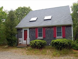 ADORABLE HOME WITH FLOWERING WINDOW BOXES, Edgartown