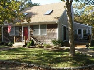 Meticulously maintained saltbox in Island Grove, Edgartown