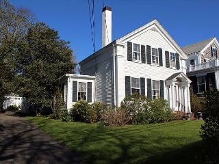Lovely antique Greek Revival located on Main Street, Vineyard Haven