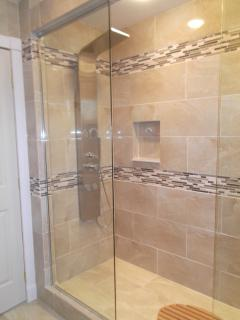 Shower Left Side