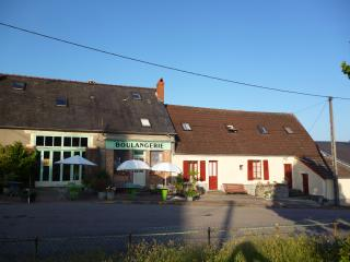 Gite The Bakery in natural park Morvan, Burgundy, Nievre