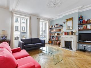 Writer's apartment in the heart of Montmartre, Paris