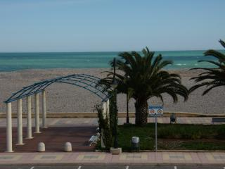 1ST LINE BEACH APARTMENT NEAR VALENCIA, Chilches