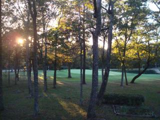 cooler on plateau -  golf and tennis resort, Fairfield Glade