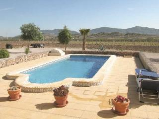 Villa for 4  private pool, tranquil surroundings, El Fondó de les Neus