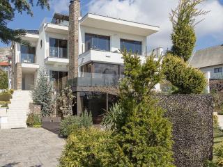 Luxury villa with inside pool, Boedapest
