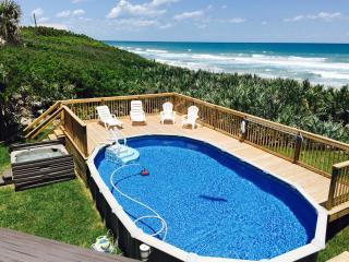 Tropical Melbourne Beach Paradise
