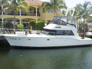 Luxury Yacht by the beach!, Pompano Beach