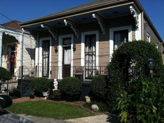 Historical Algiers Point, New Orleans