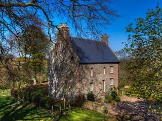 Old Linthill House - 5 bedroom historic tower house - dog friendly