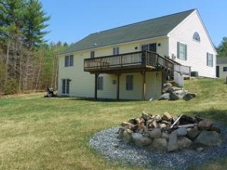 White Mountain Vacation Rental Sleeping 10, Campton