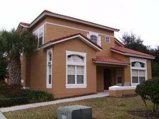 2748SKP. 4 Bedroom Townhome In Emerald Island Resort, KISSIMMEE FL