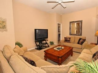 4 Bed 3 Bath Golf Home With South Facing Pool & Spa. 460BON, Orlando